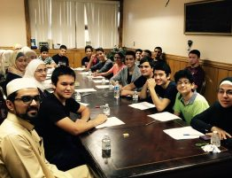 ISAK Youth at the Youth Planning Meeting